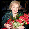 Betty White Marvels at Winning Favorite TV Icon at Nearly 93! (Video)