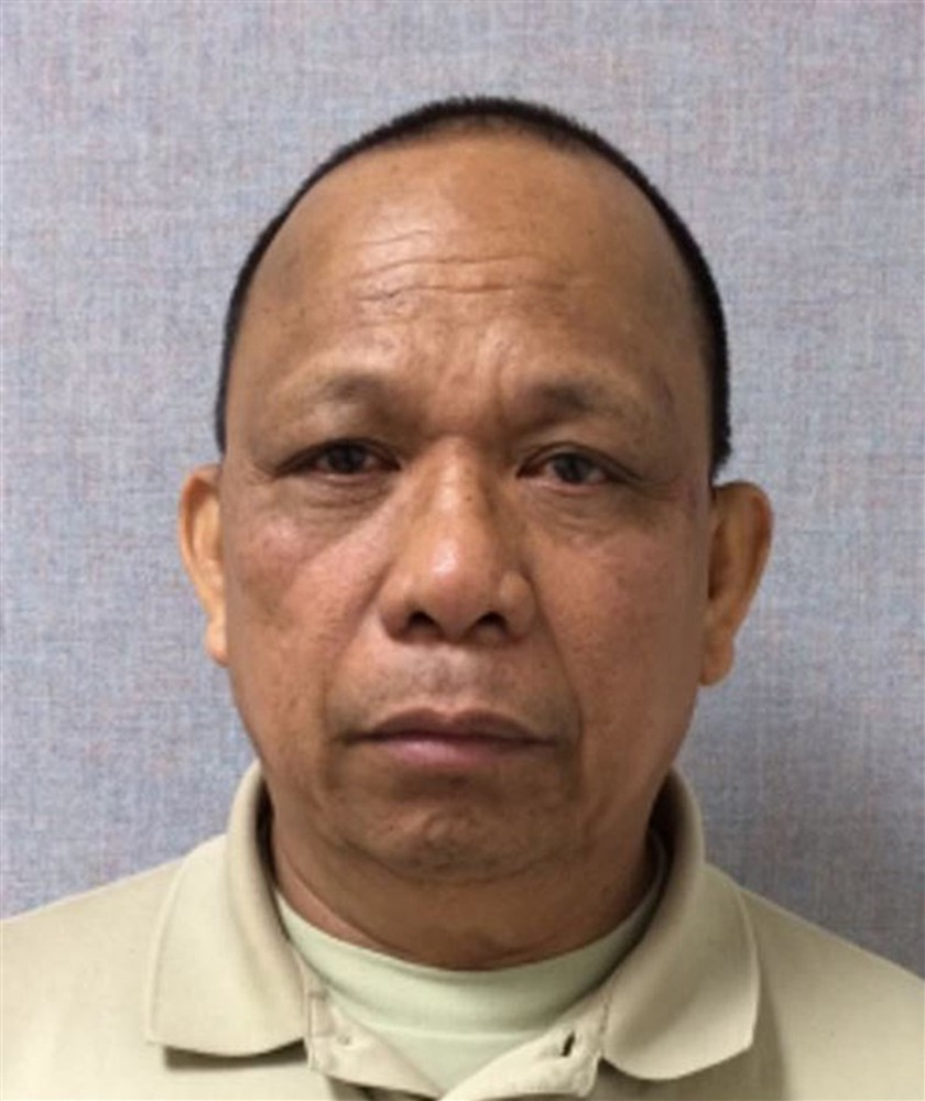 Eulalio Tordil was arrested May 6 for two shooting incidents in Maryland's  Montgomery County.