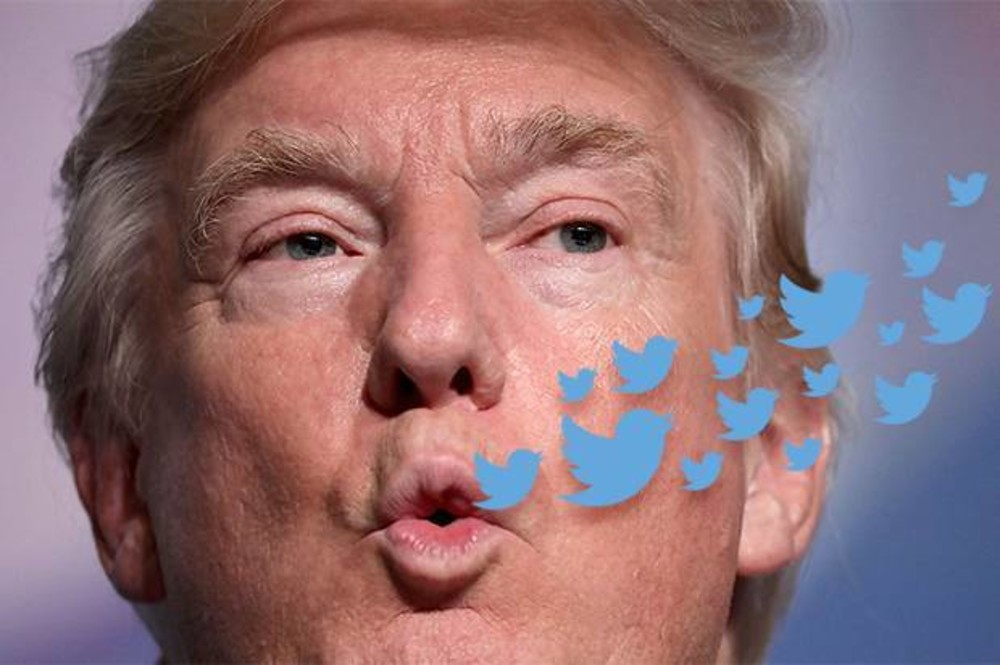 Trump, Twitter and Persuasion